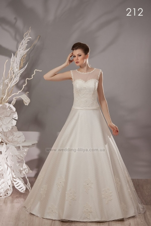 Wedding dress №212