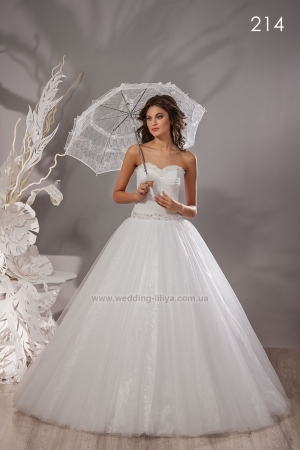 Wedding dress №214