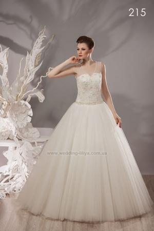 Wedding dress №215