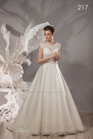 Wedding dress №217