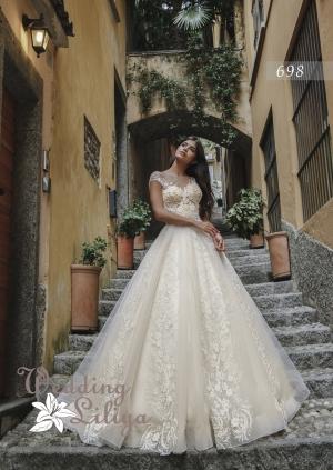 Wedding dress №698