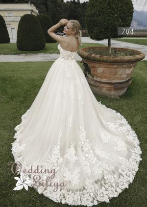 Wedding dress №704