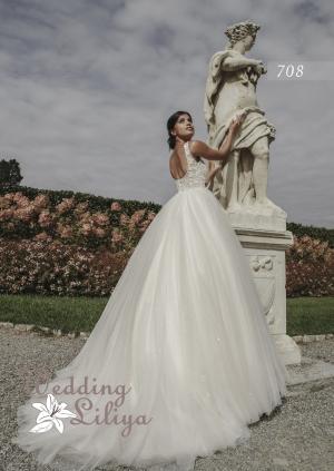 Wedding dress №708