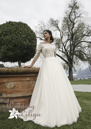 Wedding dress №687