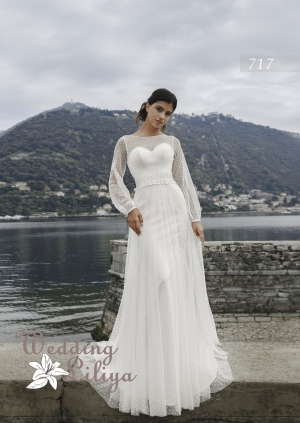 Wedding dress №717