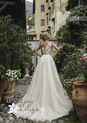 Wedding dress №718
