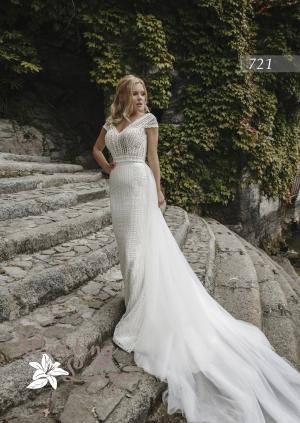 Wedding dress №721