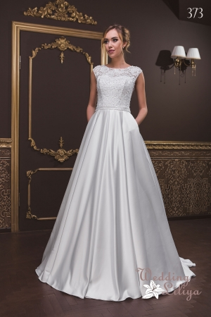 Wedding dress №373