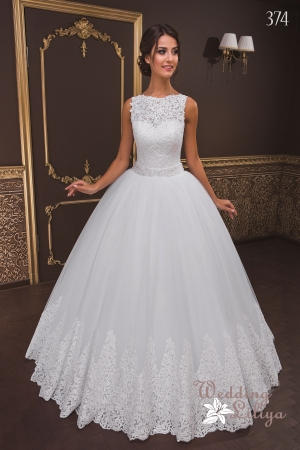 Wedding dress №374
