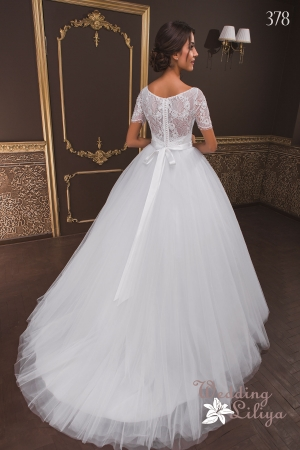 Wedding dress №378