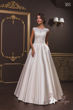 Wedding dress №383