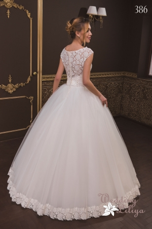 Wedding dress №386