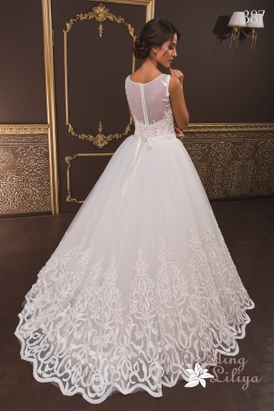 Wedding dress №387