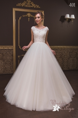 Wedding dress №401