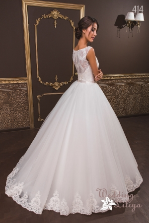 Wedding dress №414