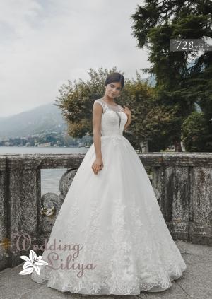 Wedding dress №728