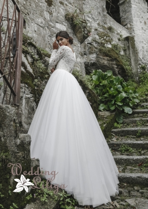 Wedding dress №729