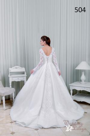Wedding dress №504