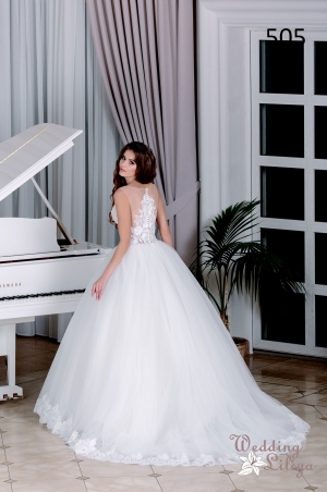 Wedding dress №505