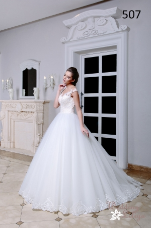 Wedding dress №507