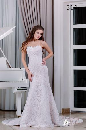 Wedding dress №514