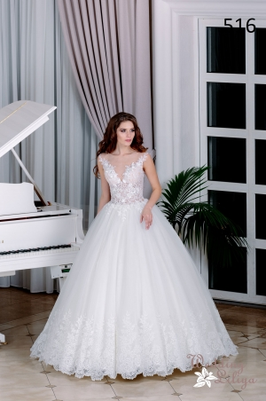Wedding dress №516