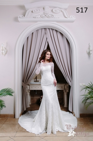Wedding dress №517