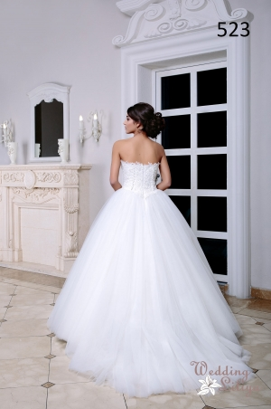 Wedding dress №523