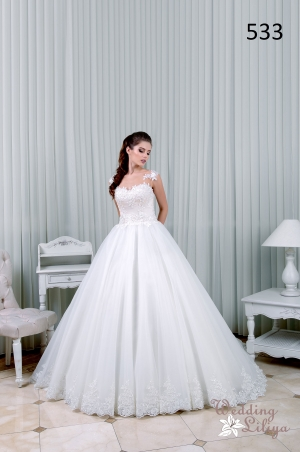 Wedding dress №533