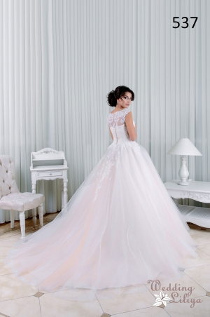 Wedding dress №537