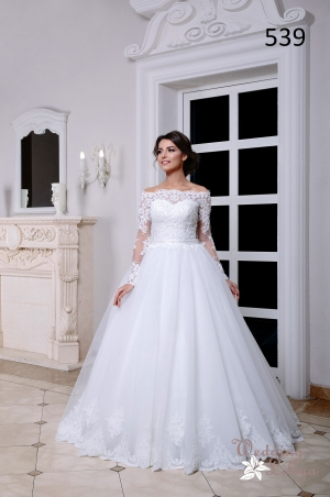 Wedding dress №539