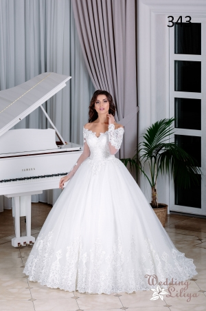 Wedding dress №543