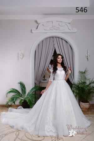 Wedding dress №546