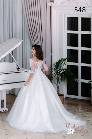 Wedding dress №548