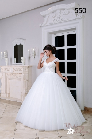 Rochie de mireasa №550
