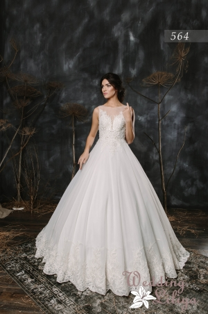 Wedding dress №564