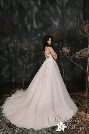 Wedding dress №566