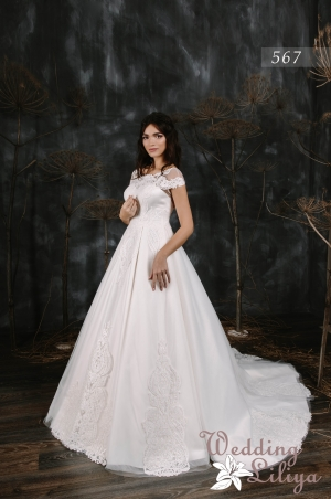 Wedding dress №567