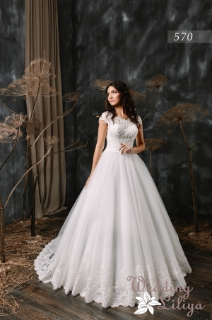 Wedding dress №570