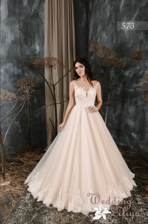 Wedding dress №573