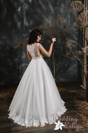 Wedding dress №582
