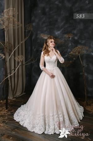 Wedding dress №583