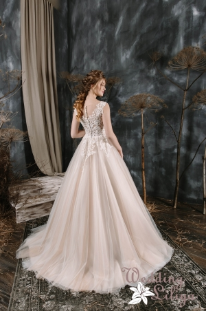 Wedding dress №586