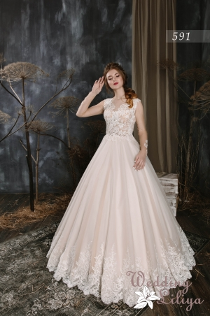 Wedding dress №591