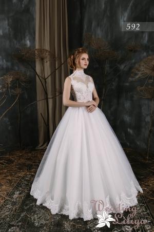 Wedding dress №592