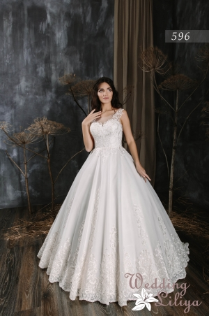 Wedding dress №596