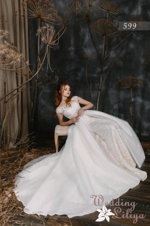Wedding dress №599
