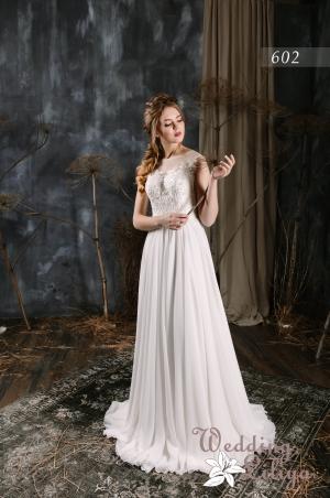 Wedding dress №602