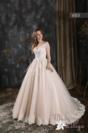 Rochie de mireasa №605