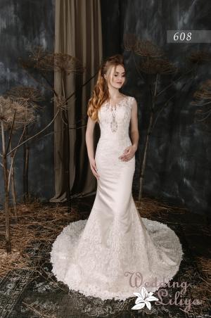 Wedding dress №608